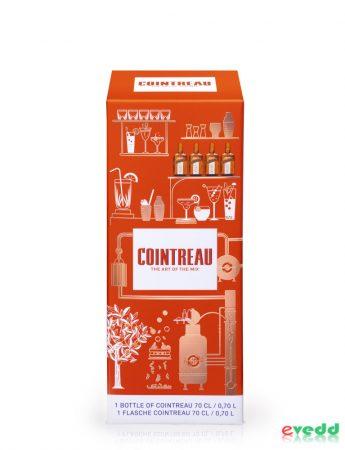 Cointreau Likőr 0,7l Díszdobozban