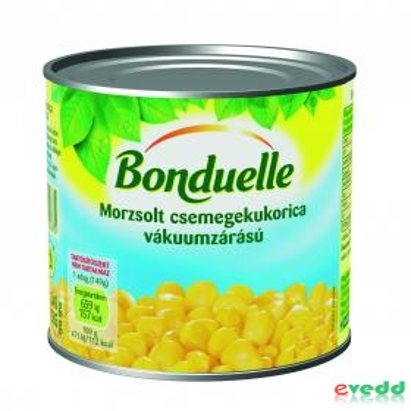 Bonduelle Csemege Kukorica 340/285G