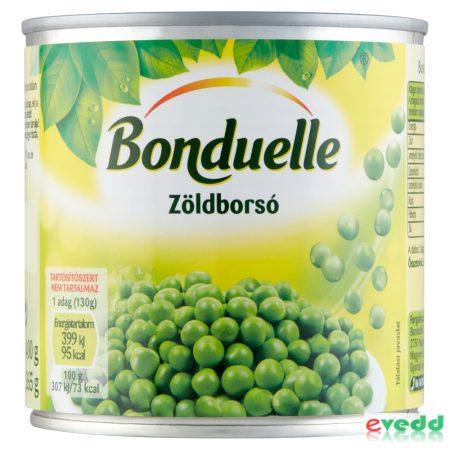 Zöldborsó Zsenge 400/265G Bonduelle 12D