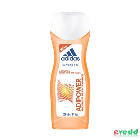 Adidas Adipower Női  Tusf. 250Ml
