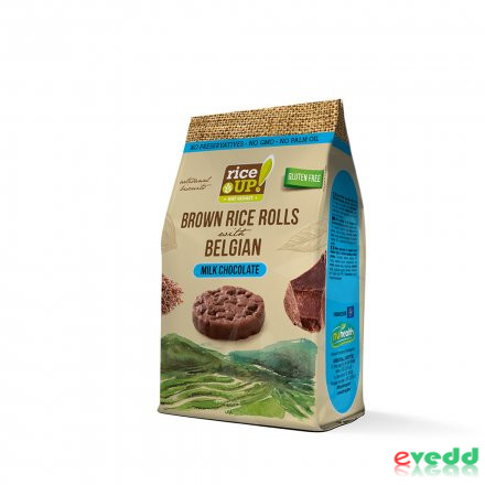 Rice Up snack tejcsokis 50g