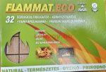 Flammat Eco Alágyújtós 32 db