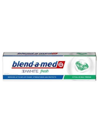 Blend A Med Fogkrém 100Ml White Fresh