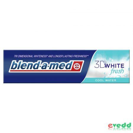 Blend-A-Med 3D White Fresh Cool Wat.100M