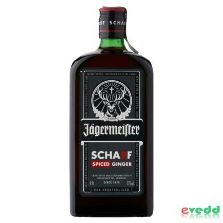 Jagermaister Scharf 0,7 lit.