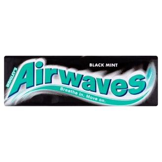 Airwaves Drazsé 14Gr Blackmint