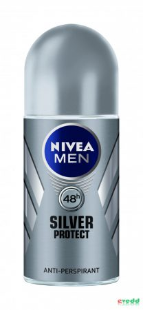 Nivea Deo Roll 50Ml Silver Protect 83778