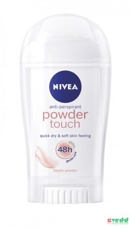 Nívea Powder Touch Stift 40Ml Női