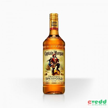 Captain Morgan Spiced Gold 0,7 lit