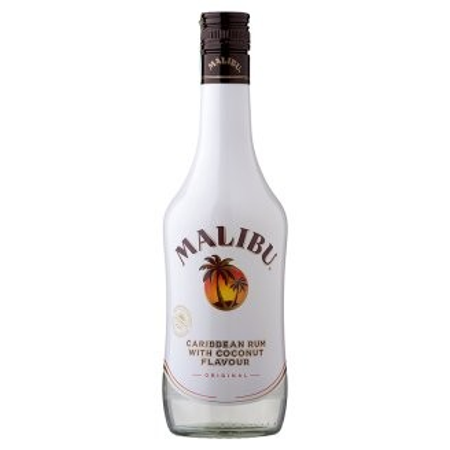 Malibu Kókusz Ízű Rum 0,7L
