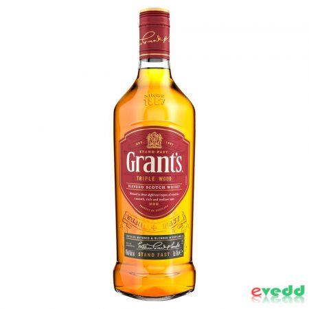 Grants 40% Whisky 0,75L
