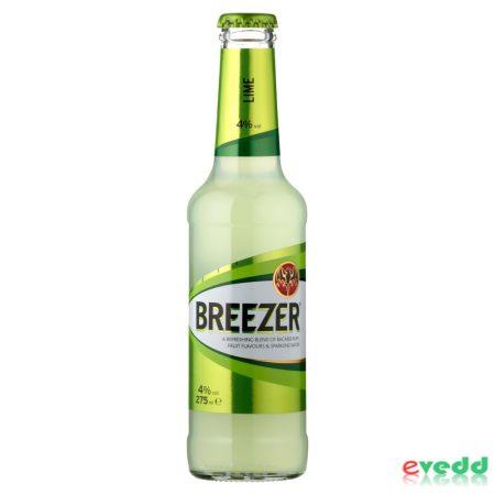 Bacardi Breezer Lime  0,275L