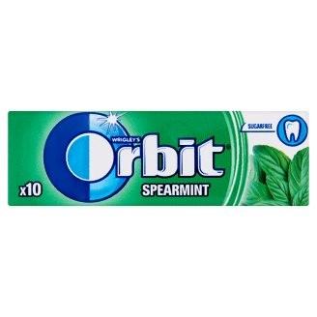 Orbit Drazsé 14G Spearmint