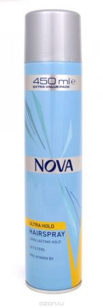 Nova Pro-Vit Hajlakk Ultra Hold 450Ml