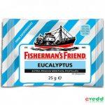 Fisherman's 25Gr Menthol&Eucalyptus