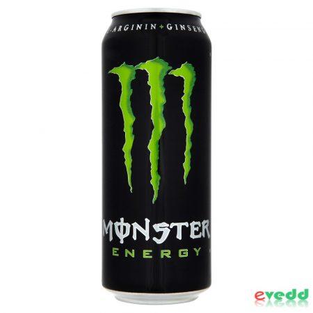 Monster Zöld 0,5L Dob.