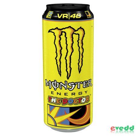 Monster Rossi 0,5 Dob.
