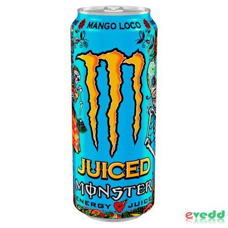 Monster Energy 0,5L Mangó