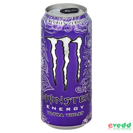 Monster Ultra Violet 0,5 lit.