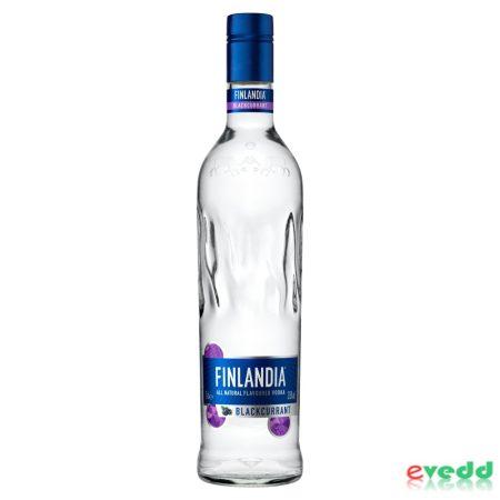 Finlandia  Feketeribizli 0,7L