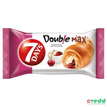 7 Days Double Meggy-Vanília 80G
