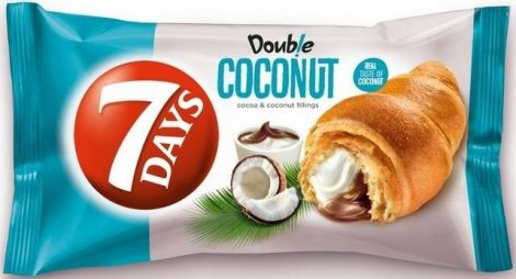 7 Days Double Kakaó&Kókusz 80G