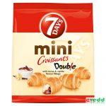 7 days Mini Croissant 200Gr Kakaó-Vanília