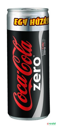 Coca Cola Zéro 0,25L Dob