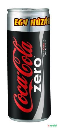 Coca Cola Zéro 0,25L
