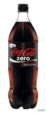 Coca cola zéro 1,25l