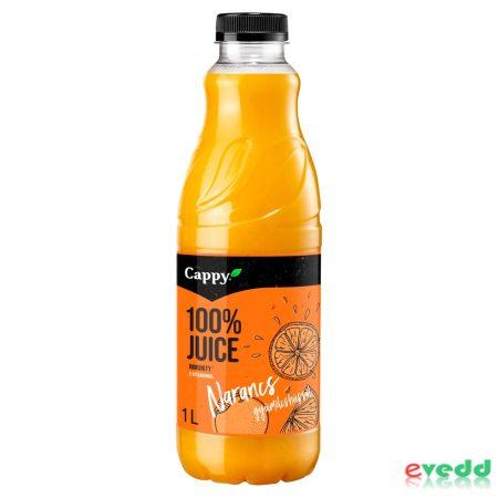 Cappy Narancs gyümölcshússal 100% 1 lit.