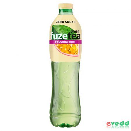Fuzetea 1,5L Passionfruit, Zöld tea