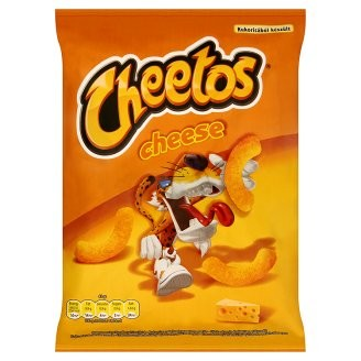 Cheetos Sajtos Chips 43G