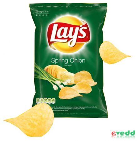 Lays Újhagymás Chips 70G