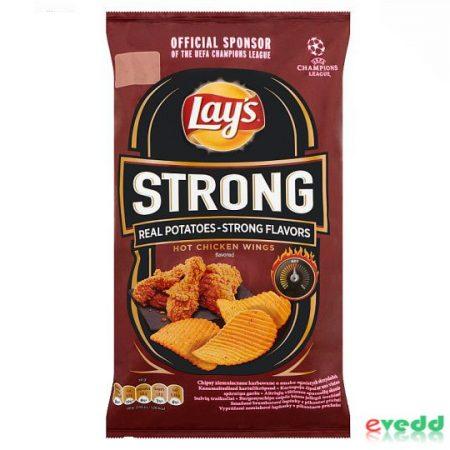 Lays Strong Csirkeszárny 65g