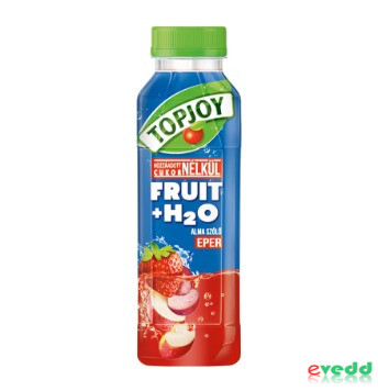Topjoy Fruit+Water Eper 0,4L
