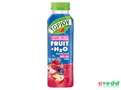 Topjoy Fruit+Water Málna 0,4L
