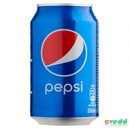 Pepsi Cola 0,33 Doboz
