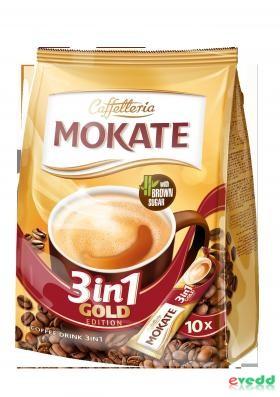 Mokate Instant Kávé Gold 3in1