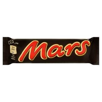 Mars Szelet 51Gr