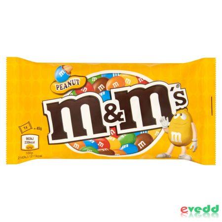 M&M'S Mogyorós 45Gr