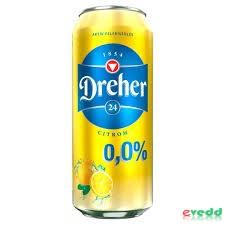 Dreher 24 Citrom 0,5 Dob