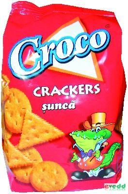 Croco Pizzás Creker 100G