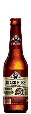 Szent András 0,33L Black Rose