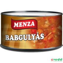 Menza Babgulyás Füstölt Hús 400 gr.