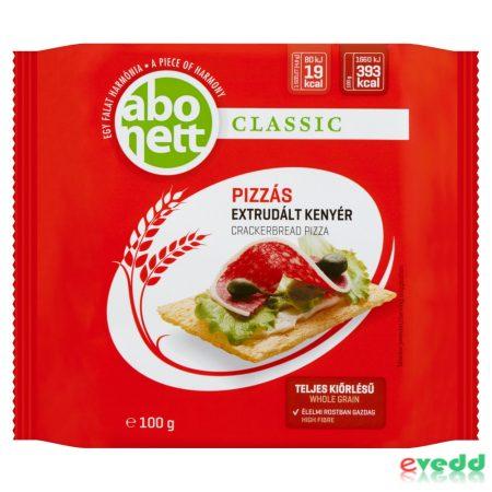 Abonett 100G Extrudált Kenyér Pizzás