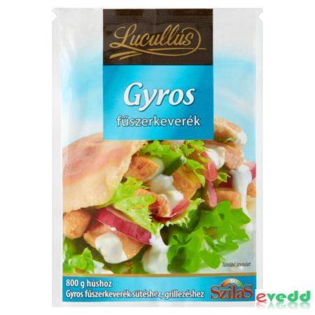 Lucullus Görög Sültek Fűszersó 30 gr.