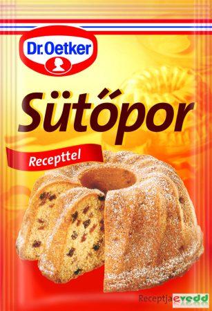 Dr Oetker Sütőpor 12 gr.