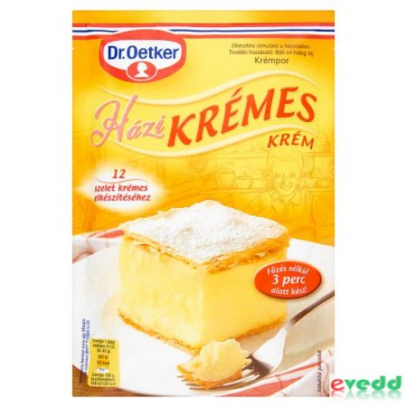 Dr.Oetker Házi Krémes Krémpor 225G