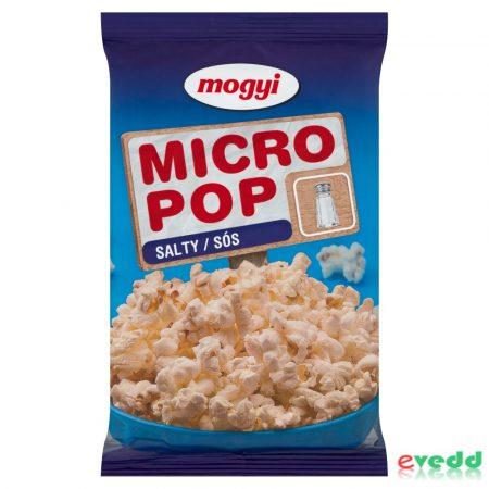 Mogyi Popcorn Sós Micro 100Gr
